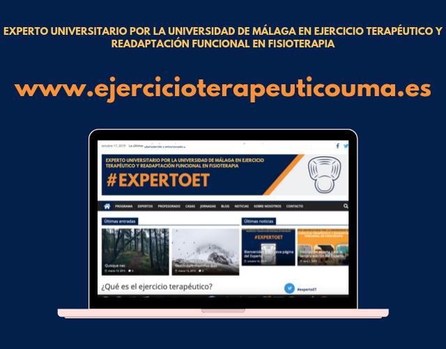 Bienvenidos a la nueva página del Experto