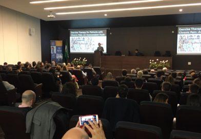 Las Jornadas de la Cátedra de Fisioterapia de la UMA siguen en forma tras su 6ª edición divulgando conocimiento